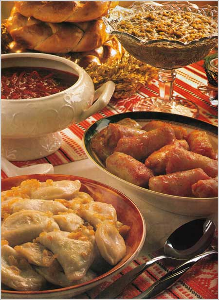12 meatless dishes ukrainian christmas eve recipes
